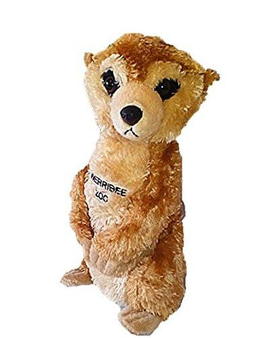 Toy - LightningStore Adorable Cute Zoo Meercat Doll Realistic Looking Stuffed Animal Plush Toys Plushie Children's Gifts Animals