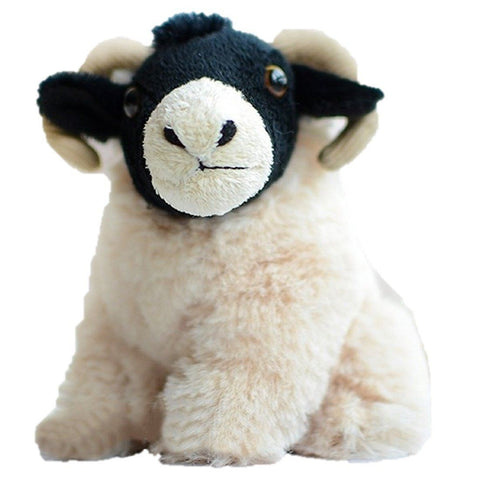Toy - LightningStore Black And White Mountain Goat Sheep Doll Toy