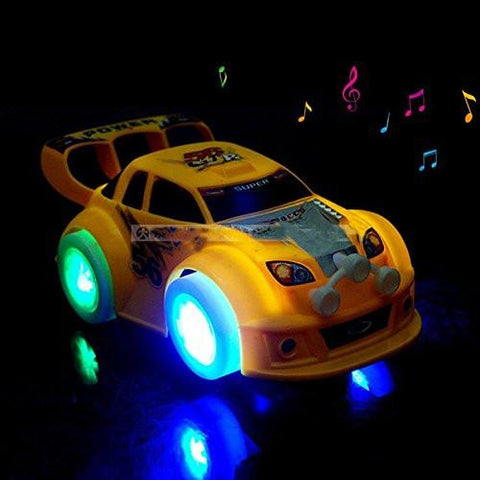 Toy - LightningStore Cool Stylish LED Toy Car - Has Light And Sound - An Excellent Gift For Kids And Children