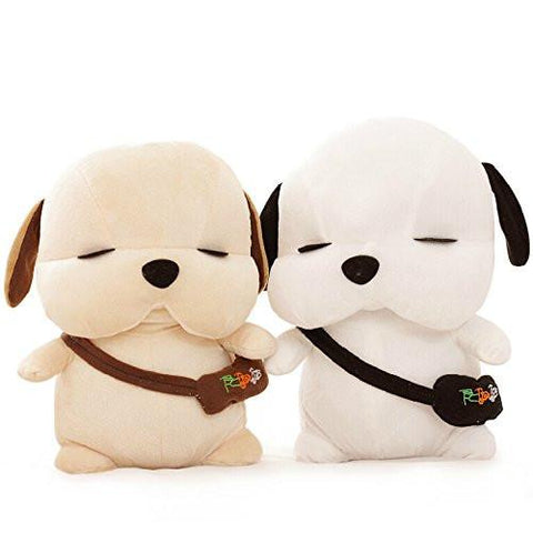 Toy - LightningStore Korean Plush Stray Dog 1pcs 15cm Lovers Presents Creative Cotton Animal Soft Stray Dogs Toys For Children