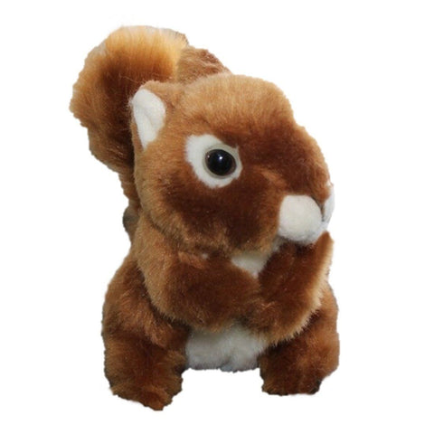 Toy - LightningStore Super Cute Orange Brown Squirrel Doll Realistic Looking Stuffed Animal Plush Toys Plushie Children's Gifts Animals ...