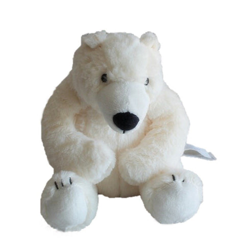 Toy - LightningStore Super Cute Polar Bear Doll Realistic Looking Stuffed Animal Plush Toys Plushie Children's Gifts Animals