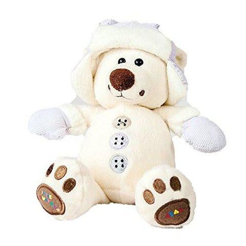 Toy - New Release!! LightningStore Cute White Bear Doll Realistic Looking Stuffed Animal Plush Toys Plushie Children's Gifts Animals