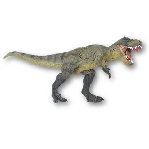 Toy - Open Mouth Tyrannosaurus Rex Dinosaur Action Figure Toy - A Must Have For Children And Teens - Excellent As A Collector's Item
