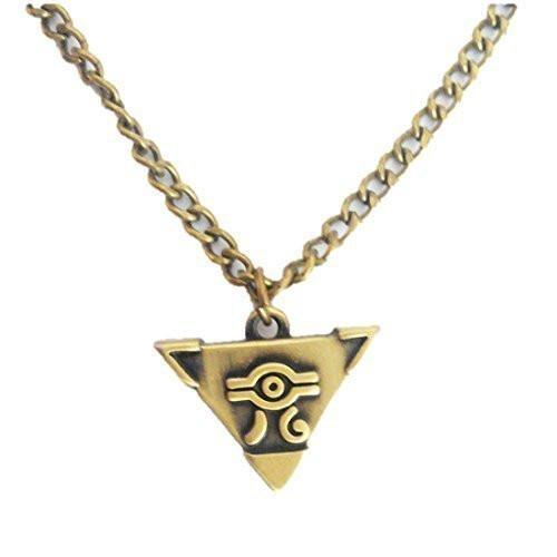 Toy - Yugioh Millennium Puzzle Pendant Necklace - Super Cool - Special Price For Fans