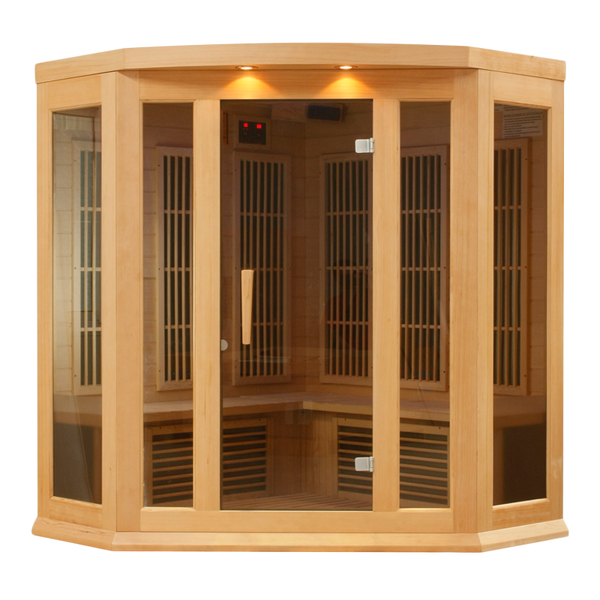 Maxxus K356 Hemlock Low EMF Far Infrared Sauna