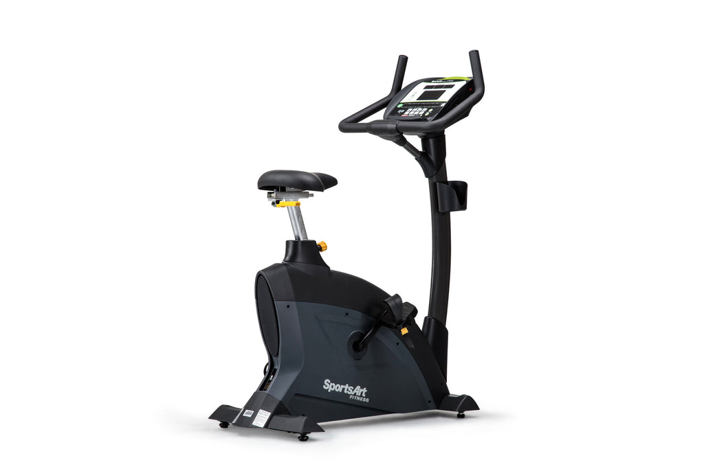 SportsArt C535U Upright Bike