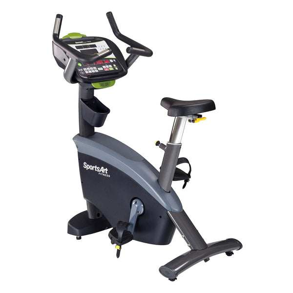 SportsArt C575U Upright Bike