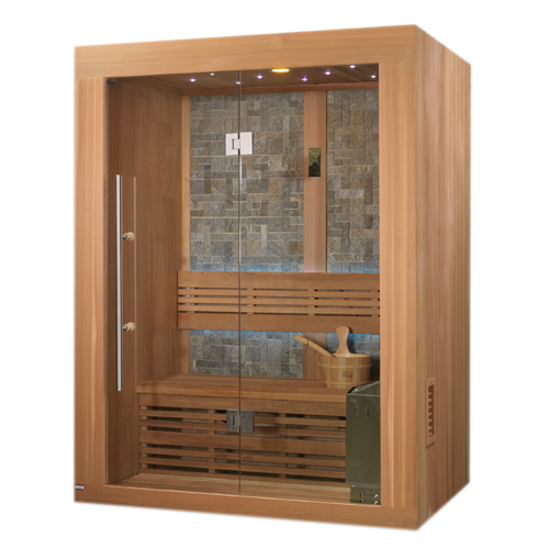 Vasteras Traditional Steam Sauna