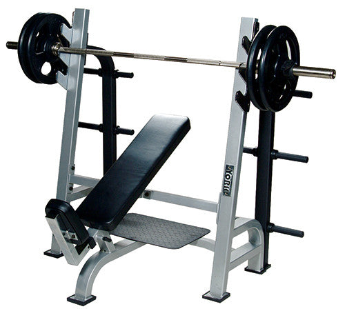 York Barbell Olympic Incline Bench