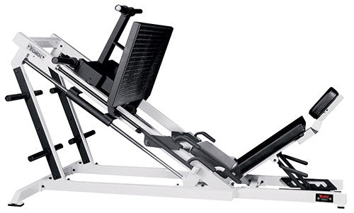 York Barbell Leg Press
