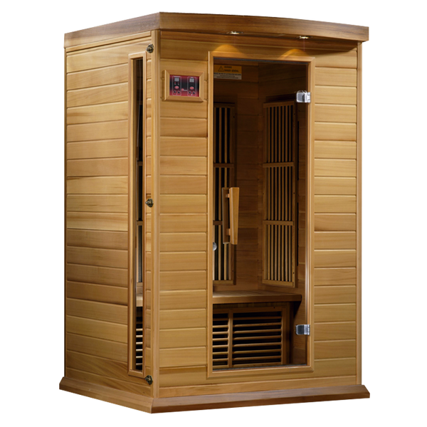 Maxxus K206 Red Cedar Low EMF Far Infrared Sauna