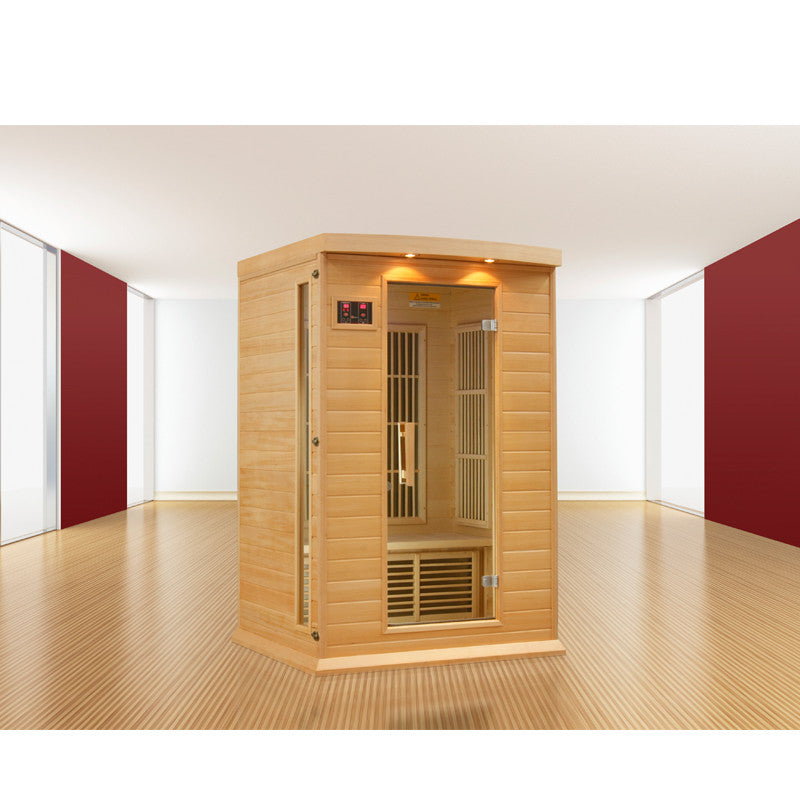 Maxxus K206 Hemlock Low EMF FAR Infrared Sauna