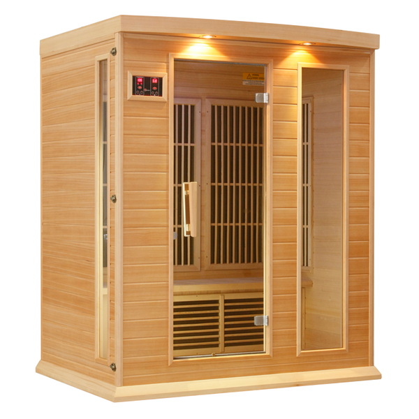 Maxxus K306 Hemlock Low EMF FAR Infrared Sauna
