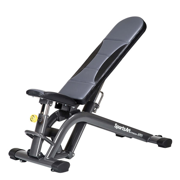 SportsArt A991 Adjustable FID Bench