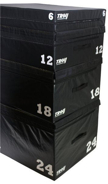 Troy Barbell Soft Plyo Boxes