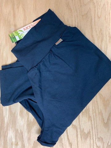 LEGGING LONG BAMBOU MARINE
