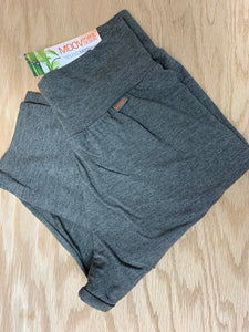 LEGGING LONG BAMBOU GRIS CHINÉ