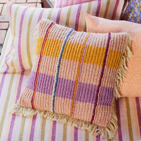 Sage + Clare Pernelle Woven Cushion