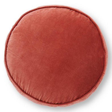Kip & Co Canyon Velvet Pea Cushion (PRE-ORDER)-Cushion-Antipodream