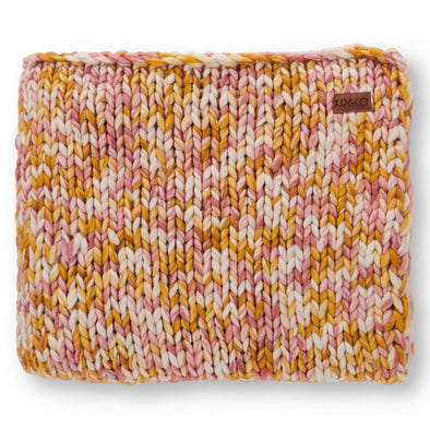 Kip & Co Honey Rhubarb Chunky Knit Blanket (PRE-ORDER)-Blanket-Antipodream