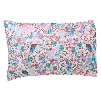 Kip & Co Pillowcase Kip & Co Little Paradiso Musk Quilted Pillowcase