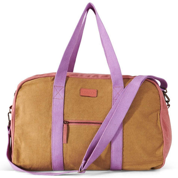 Kip & Co Tapenade Rose Duffle Bag (PRE-ORDER)-Bag-Antipodream