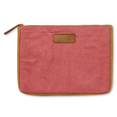 Kip & Co Tapenade Rose Laptop Carry All (PRE-ORDER)-Bag-Antipodream