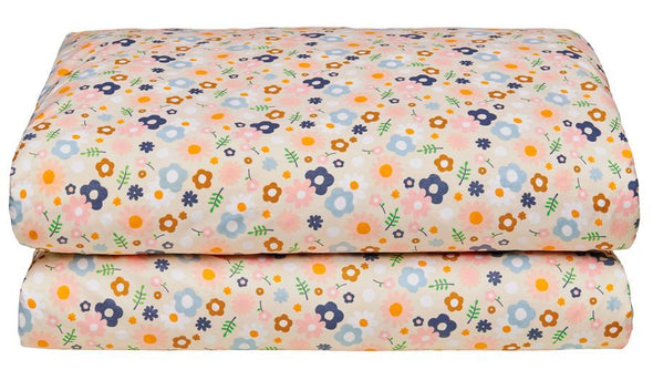 Rachel Castle Duvet cover Castle Daisy Chain Duvet Cover