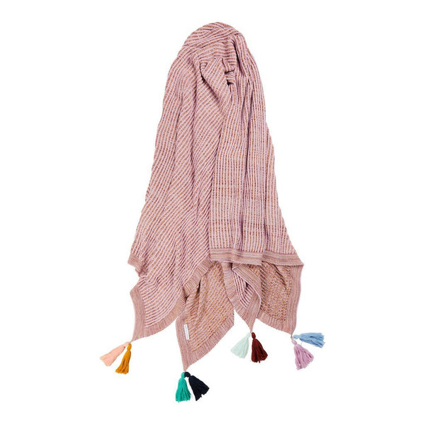 Sage + Clare Alkali Knit Throw - Antipodream