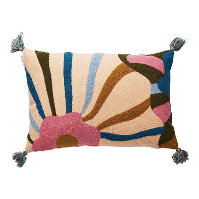 Sage + Clare Patty Floral Cushion (PRE-ORDER) - Antipodream