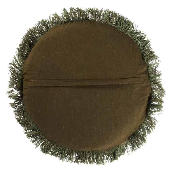 Sage and Clare Cushion Sage + Clare Hilaire Punch Needle Cushion - Pine