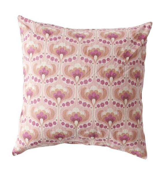 Antipodream Society of Wanderers Kitty's Floral Cushion (Pre-Order)