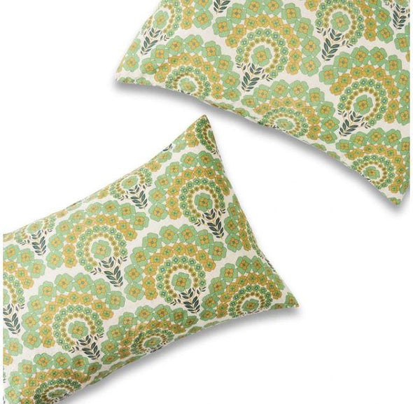Society of Wanderers Pillowcase Society of Wanderers Harriet Floral Pillowcase Set (Pre-Order)