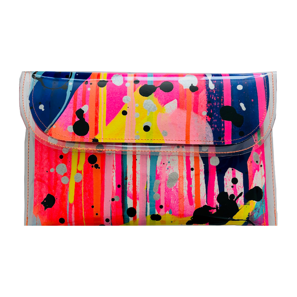 Tiff Manuell Mini Clutch - Colour Crush II - Antipodream