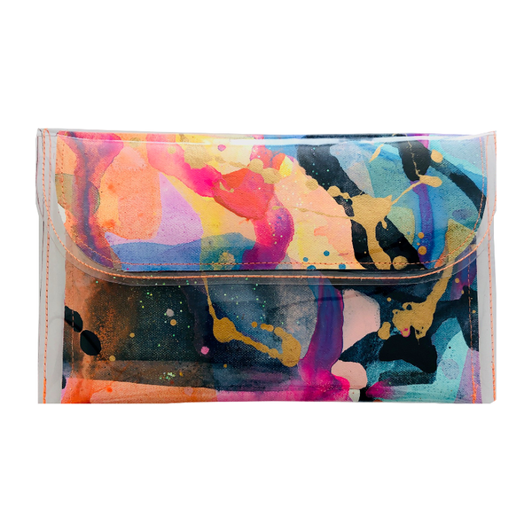 Tiff Manuell Mini Clutch - Eyes On Me - Antipodream