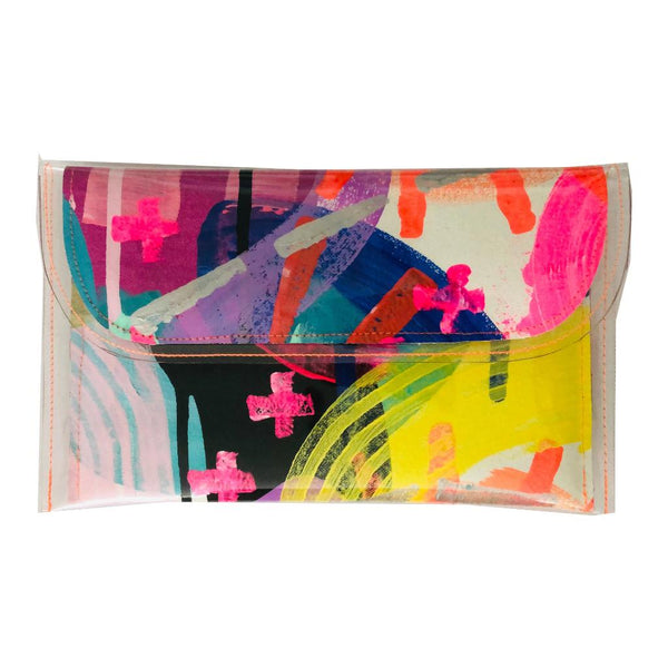 Tiff Manuell Mini Clutch - Restless - Antipodream