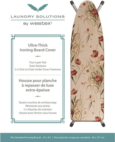 Westex's four-layer ironing board cover