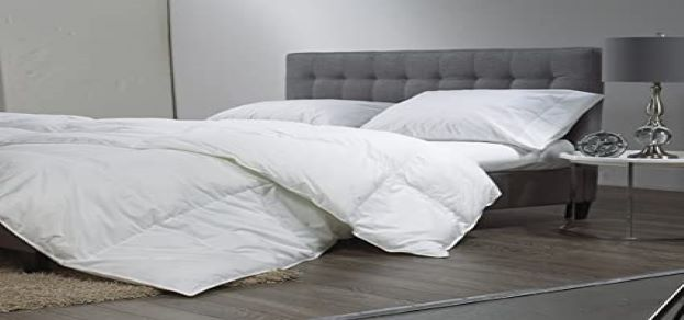 Westex Down-Alternative duvet and comforter