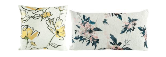 Westex wholesale floral decorative cushions