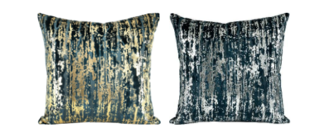 Westex will be introducing a selection of metallic decorative cushions as part of our 2021 collection