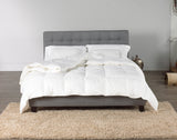 Luxury White Goose Down Duvet -  Premium Weight