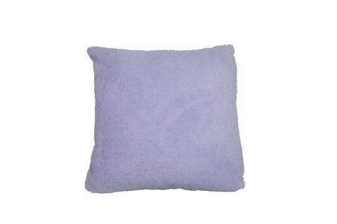 "Rabbit Solid Lilac 20x20""- Poly Filled"