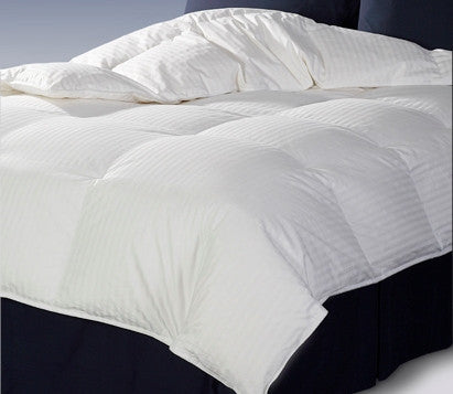 50/50 White Down/Feather Duvet