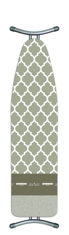 European Ironing Board Cover - Tuscany Cafe
