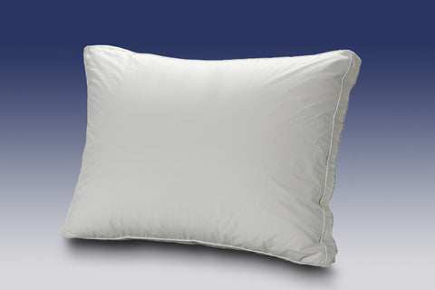Luxury White Goose Down Pillow
