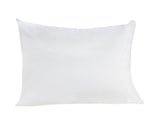 Cotton Sateen Pillow Protector 2-Pack