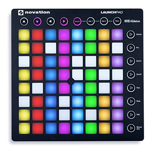 Novation Launchpad Ableton Live Controller with 64 RGB Backlit Pads (8x8  Grid) 58398bcc3c56a