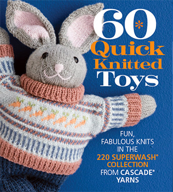 Cascade - 60 Quick Knitted Toys