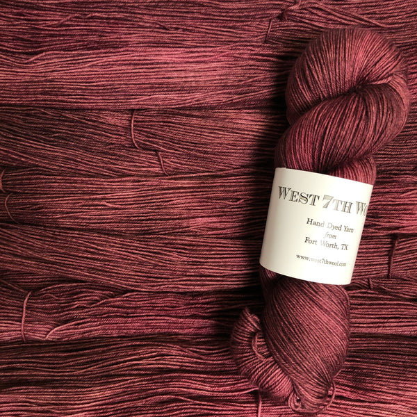 West 7th Wool - Polwarth
